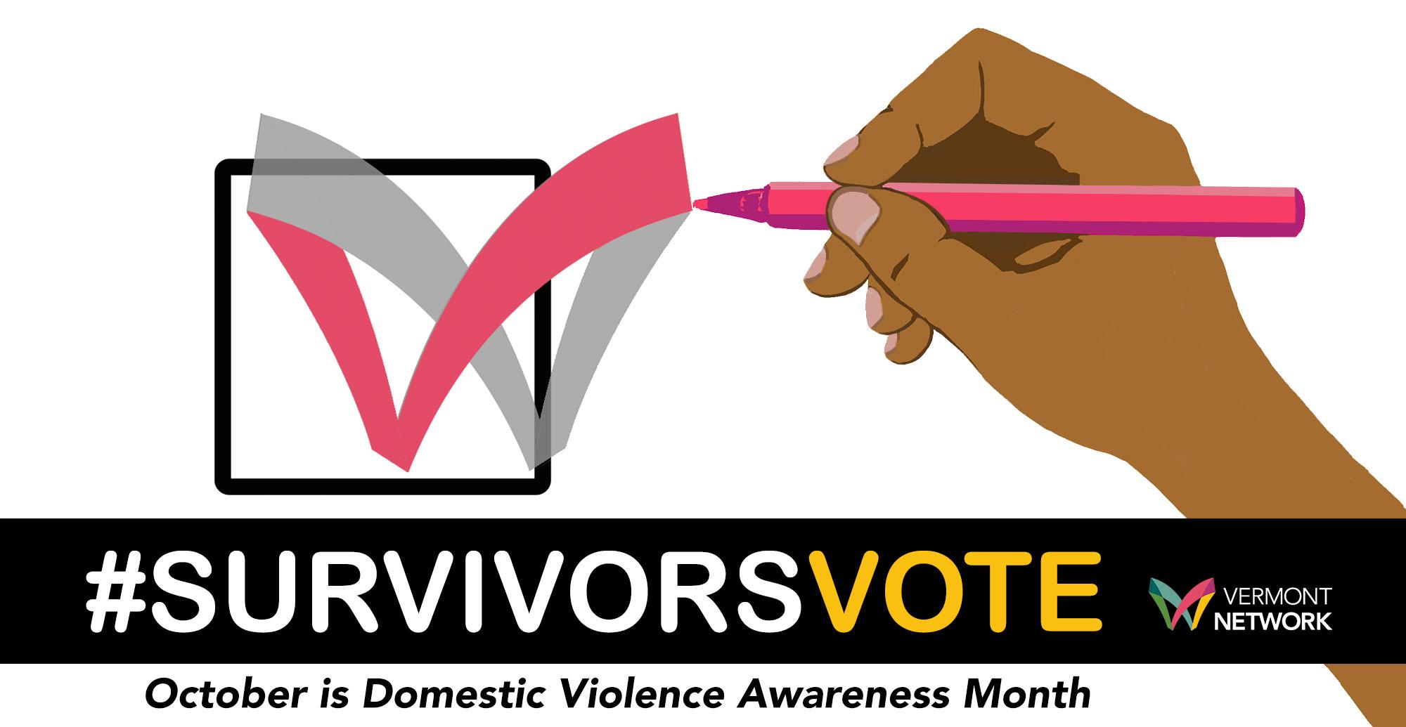 Survivors Vote