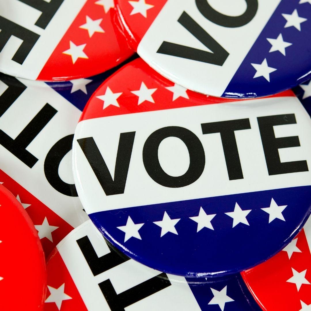 Voting Badge