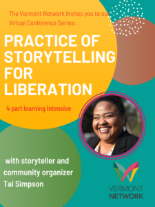 Practice of Storytelling 4-Part Learning Intensive